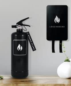 Löschdecken und Feuerlöscher von Nordic Flame