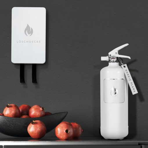 Feuerlöscher und Löschdecke von Nordic Flame