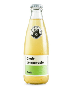 Craft Lemonade Gurke von MAT Drinks