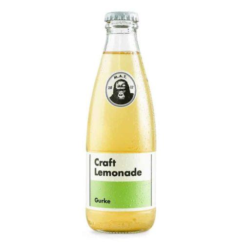 Craft Lemonade Gurke von MAT Drinks