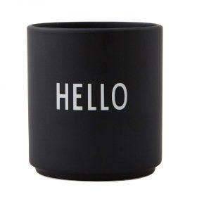 Tasse Hello von Designletters