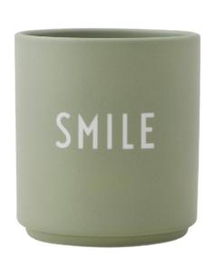 Tasse Smile von Designletters