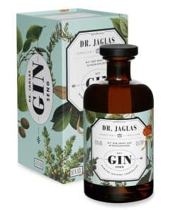 Dry Gin-seng von Dr. Jaglas