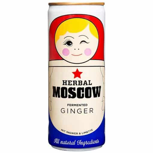 Herbal Moscow Ginger