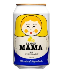 Lemon Mama Bio Limonade von Herbal Moscow