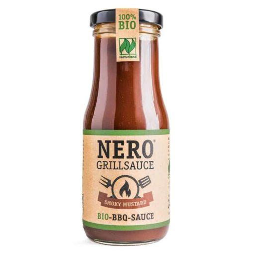 Grillsauce smoky mustard von Nero