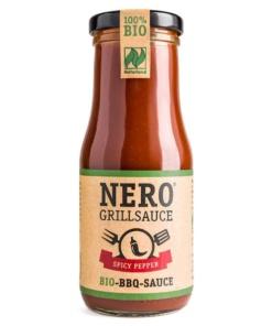 Grillsauce spicy pepper von Nero