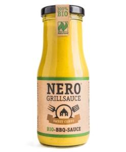 Grillsauce sweet curry von Nero