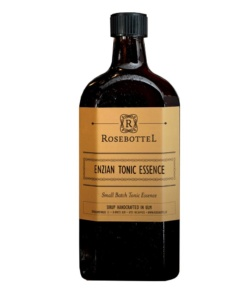 Enzian Tonic Essence von Rosebottel