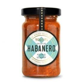 Salsa de Habanero von Yolotl
