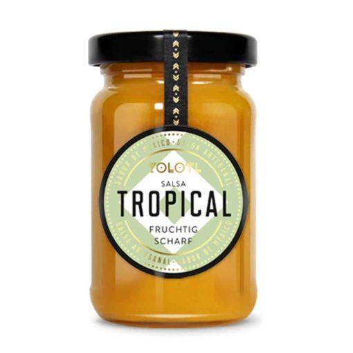 Salsa Tropical von Yolotl
