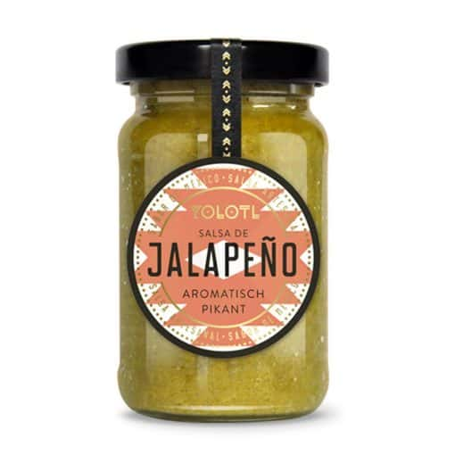Salsa de Jalapeno von Yolotl