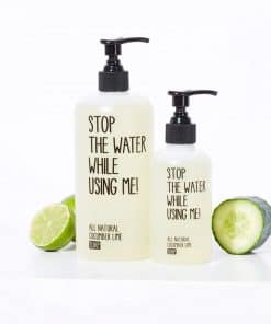 Soap Cucumber Lime von Stop the water while using me