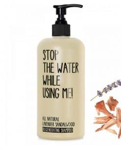 Shampoo Lavender Sandalwood von Stop the water while using me