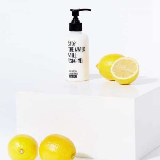 Hand Balm Lemon Honey von Stop the water while using me