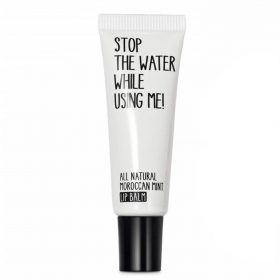 Lip Balm von Stop the water while using me