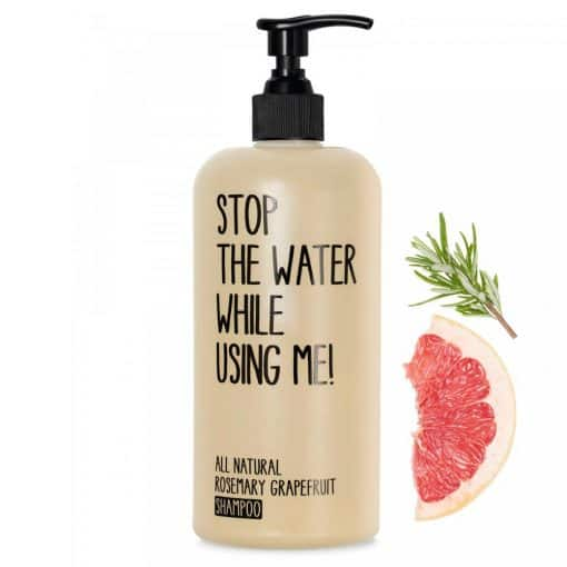 Shampoo Rosemary Grapefruit von Stop the water while using me