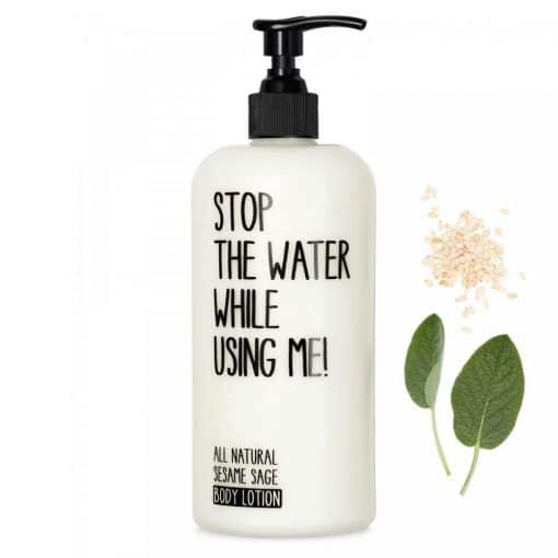 Body Lotion von Stop the water while using me