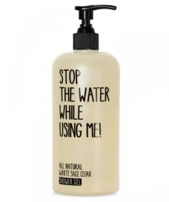 Shower Gel White Sage Cedar von Stop the water while using me