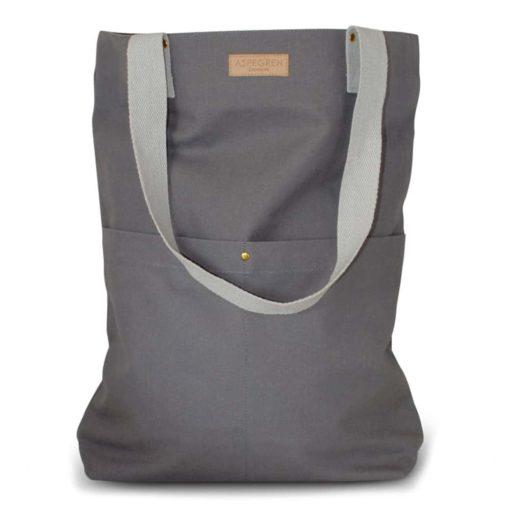 Tasche Mano grey von Aspegren