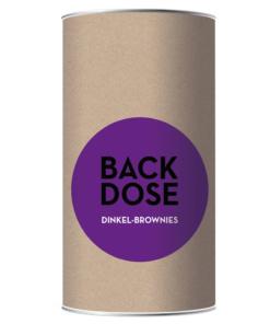 Backmischung Dinkel-Brownies von Backdose