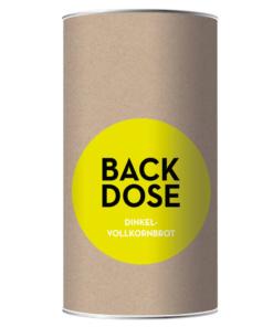 Backmischung Dinkel-Vollkornbrot von Backdose