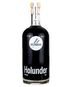 Fruchtlikör Holunder von der Brennerei Dieckmann