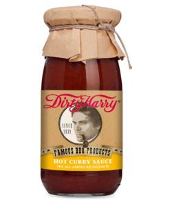 Hot Curry Sauce von Dirty Harry