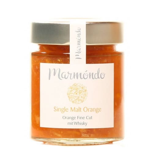 Marmelade Single Malt Orange von Marmondo