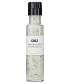 Salz mit Parmesan und Basilikum von Nicolas Vahe