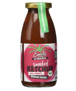 smoked Ketchup von emils Bio Manufaktur