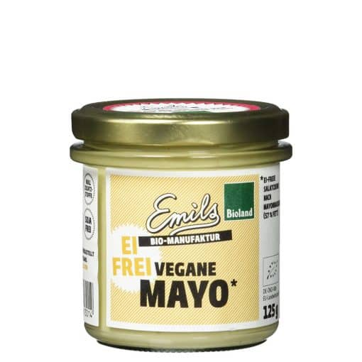 vegane Mayo von emils Bio Manufaktur