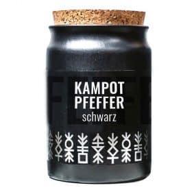 schwarzer Kampot Pfeffer von Greenomic