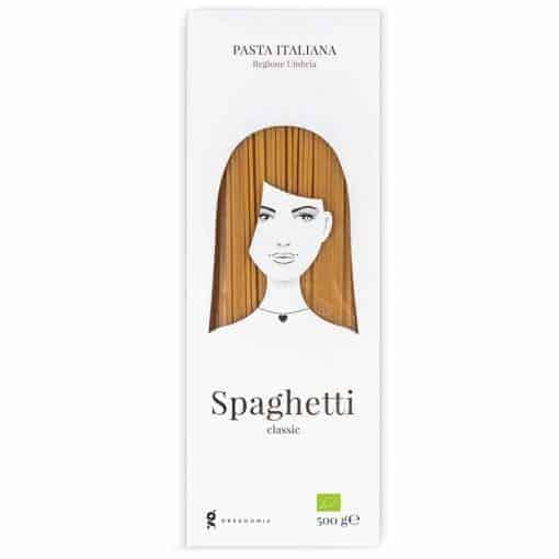 Good Hair Day Pasta Spaghetti classic von Greenomic