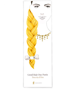 Good Hair Day Pasta Treccia von Greenomic