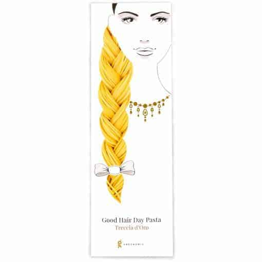 Good Hair Day Pasta Treccia von Greenomic