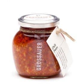 Chili-Pesto von Grossauer