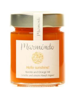 Hello Sunshine Marmelade von Marmondo
