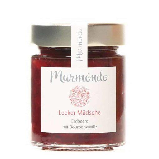 Lecker Mädsche Marmelade von Marmondo
