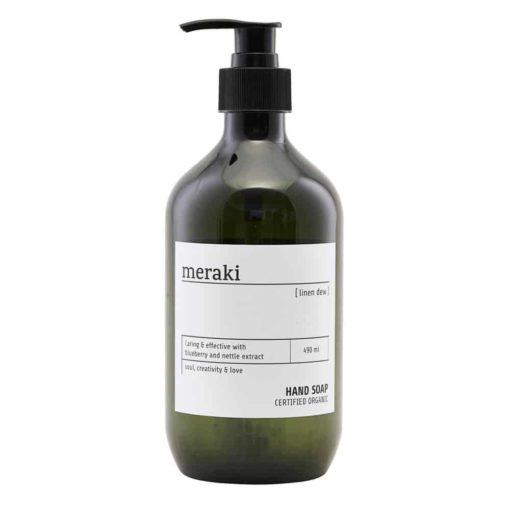 Hand Soap linen dew von Meraki
