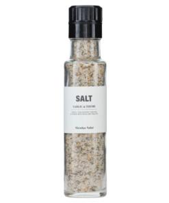 Salz garlic thyme von Nicolas Vahe