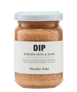 Dip tomato feta basil von Nicolas Vahe