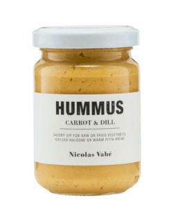 Hummus carrot dill von Nicolas Vahe