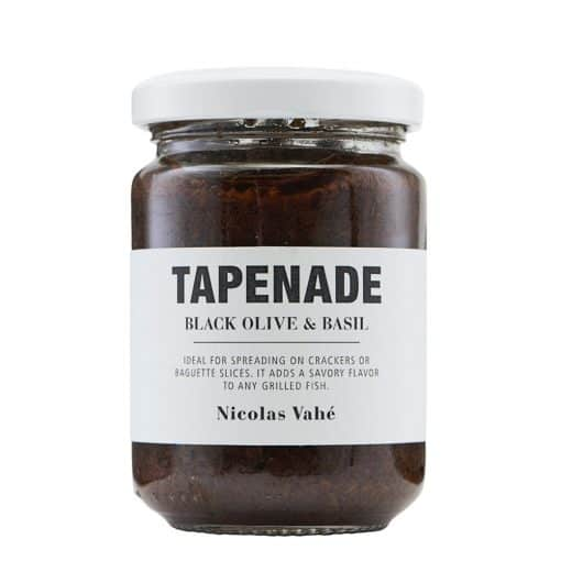 Tapenade black olives basil von Nicolas Vahe