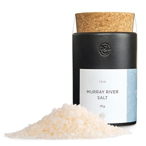 Murray River Salt von Pfeffersack & Söhne