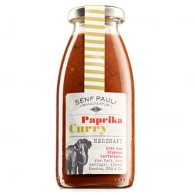 Sosse Paprika Curry von Senf Pauli