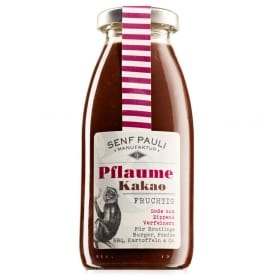 Sosse Pflaume Kakao von Senf Pauli