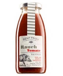 Sosse Rauch Tomate von Senf Pauli