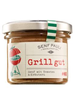 Senf Grill gut von Senf Pauli