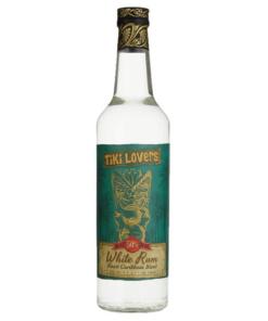 White Rum von Tiki Lovers aus der Karibik